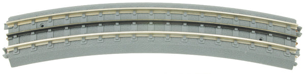 MTH 40-1054 RealTrax - O-54 Curved Track Section