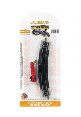 "Bachmann 44802 E-Z Track System N Scale 11.25"" Radius Curved Terminal Rerailer"
