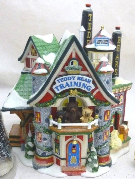 Department 56 56774 Teddy Bear Training Center