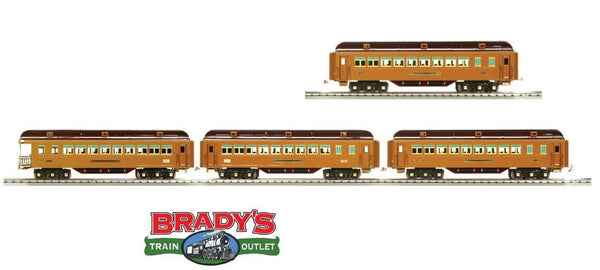 Lionel 6-13107 408 E Electric State Locomotive with 6-13420 State Car Set and 6-13107 Illinois Passenger Car Set STANDARD Gauge