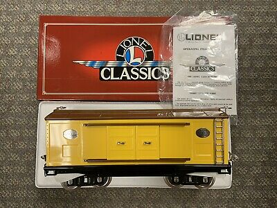 Lionel 6-13605 200 Series Box Car Standard Gauge Tinplate
