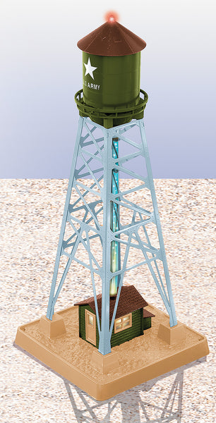 Lionel 6-14243 U.S. Army Water Tower