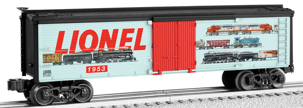Lionel 6-15095 Lionel Art Reefer