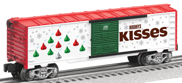 Lionel 6-15096 Hershey's Kisses Christmas Boxcar Used