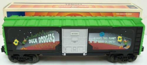 Lionel 6-16274 Marvin the Martian and Daffy Duck as Duck Dodgers Boxcar