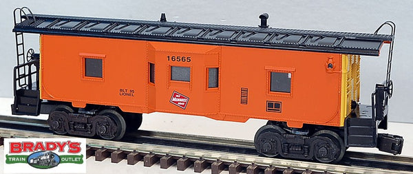 Lionel 6-16565 Milwaukee Road Bay Window Caboose