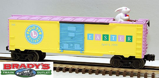 Lionel 6-16789 Animated Easter Car 1999