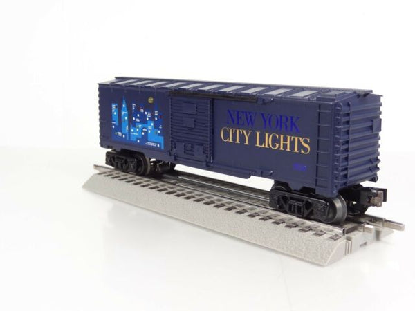 Lionel 6-16791 New York City Lights Boxcar