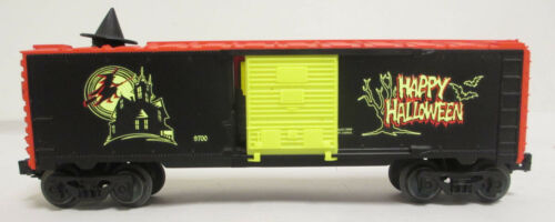 Lionel 6-16794 Wicked Witch Happy Halloween Action Boxcar