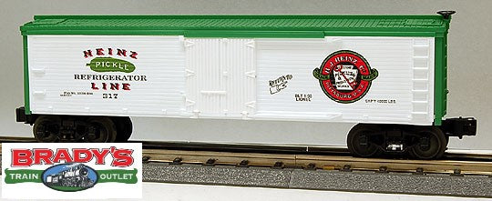 Lionel 6-16807 H.J. Heinz Billboard Reefer