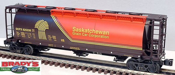 Lionel 6-17189 Saskatchewan Grain Cylindrical Hopper Used