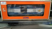 Lionel 6-17255 Chevy Double door box car with car frames inside