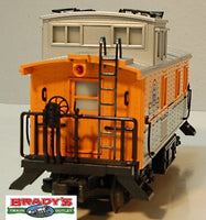 Lionel 6-17617 Denver & Rio Grande Lighted Caboose, Std. O