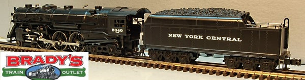 Lionel 6-18005 New York Central NYC 700E 4-6-4 Hudson Locomotive with Display Case