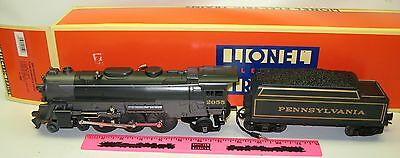 Lionel 6-18050 Pennsylvania Railroad PRR 4-6-2 Steam Engine with Display Case