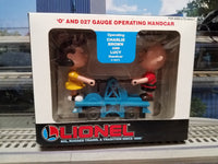 Lionel 6-18413 Charlie Brown and Lucy Peanuts Operating Hand Car