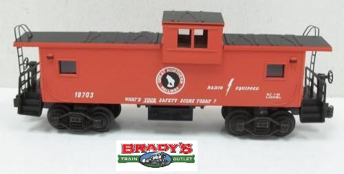 Lionel 6-19703 Great Northern Extended Vision Caboose