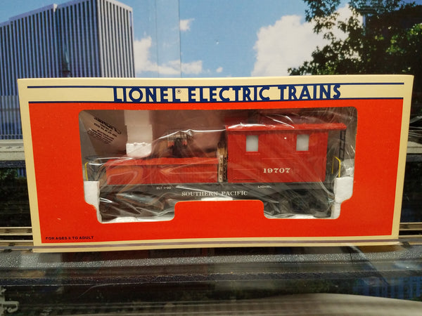 Lionel 6-19707 Southern Pacific SP Searchlight Caboose w/smoke