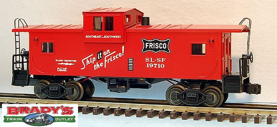 Lionel 6-19710 Frisco Extended Vision Caboose with Operating Smoke