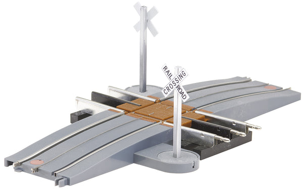 Lionel 6-21283 SuperStreets Tubular Track Grade Crossing