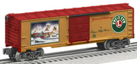 "Lionel 6-25067 Angela Trotta Thomas ""General Delivery"" Boxcar"