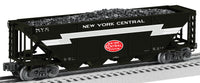 Lionel 6-26474 New York Central NYC Norfolk Southern NS Heritage Quad Hopper