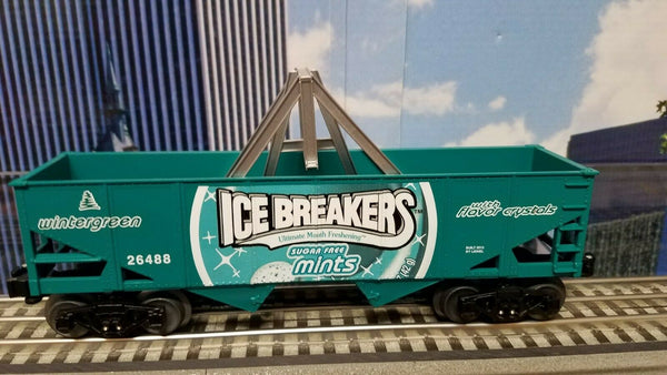 Lionel 6-26488 Hershey's Ice Breakers Hopper Store Display