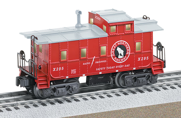 Lionel 6-26597 Great Northern Caboose