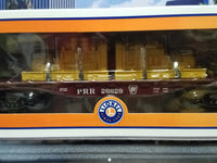 Lionel 6-26629 Pennsylvania PRR Three Rivers Flatcar with removable Generator Load