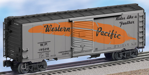 Lionel 6-27225 Western Pacific PS-1 Boxcar #19528
