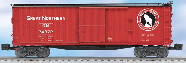 Lionel 6-27231 Great Northern USRA Double Sheathed Boxcar