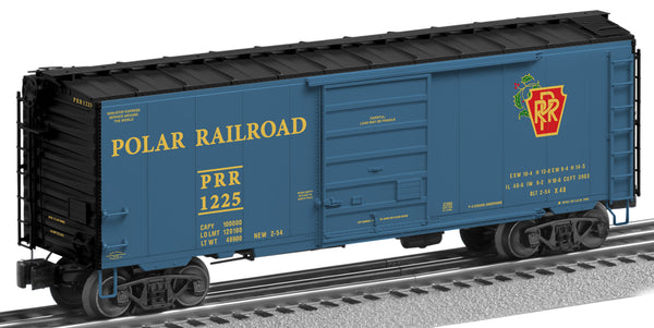 Lionel 6-27263 Polar Railroad PRR PS-1 Box Car #1225
