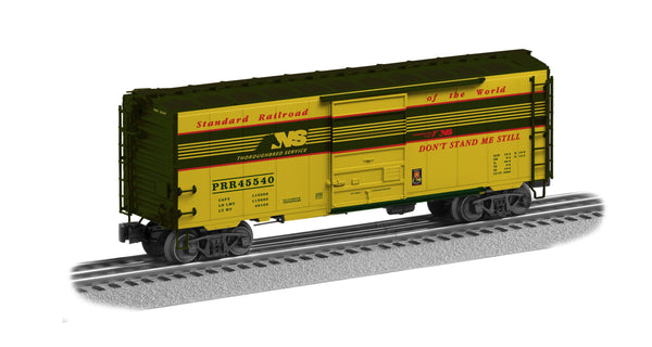 Lionel 6-27452 Norfolk Southern NS Heritage Pennsylvania PS-1 Box Car