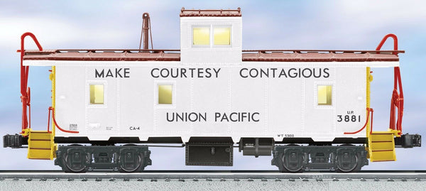 Lionel 6-27604 Union Pacific UP CA-4 Caboose Store Display