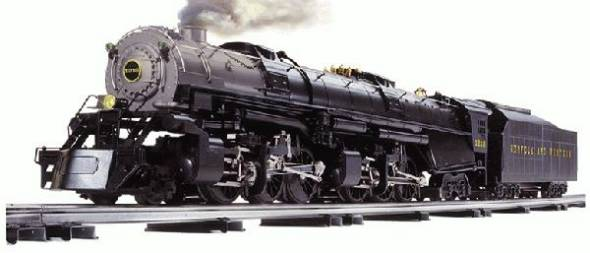 "6-28052 Norfolk & Western NW Class ""A"" TMCC Engine - Used"