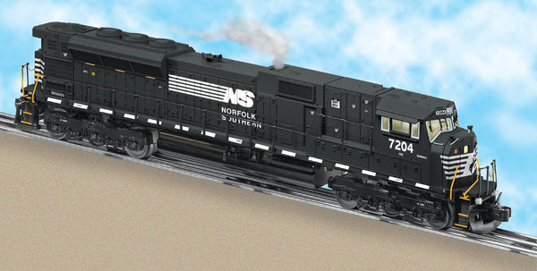 Lionel 6-28226 Norfolk Southern NS SD80MAC #7204 with TMCC smoke & sound