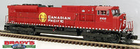 Lionel 6-28254 Canadian Pacific CP LionMaster SD-90 Diesel Locomotive Used