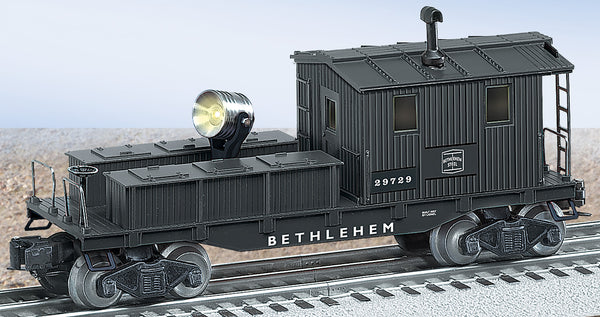 Lionel 6-29729 Bethlehem Steel Searchlight Caboose