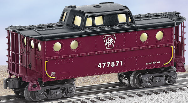 Lionel 6-29732 Pennsylvania Railroad PRR Lighted Caboose