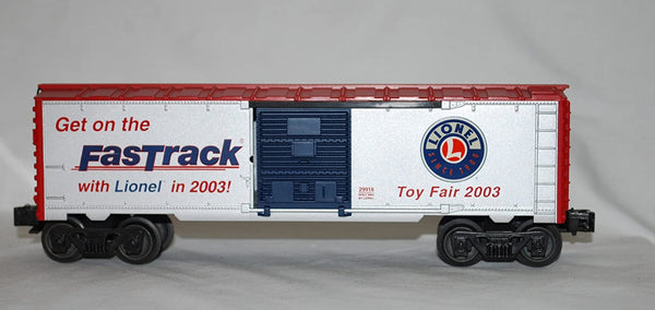 Lionel 6-29918 2003 Toy Fair Box Car