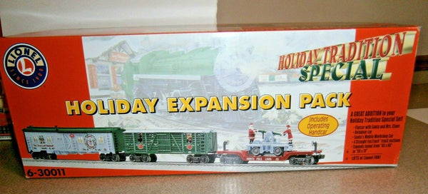 Lionel 6-30011 Holiday Expansion Pack