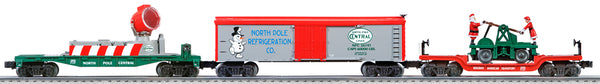 Lionel 6-30040 North Pole Central Freight Expansion Pack