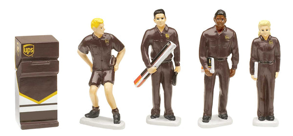 Lionel 6-34195 UPS People Pack Figures O Scale