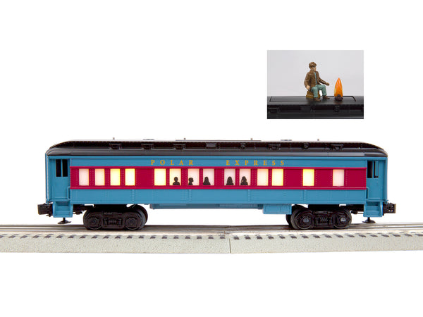 Lionel 6-35130 Polar Express Disappearing Hobo Car
