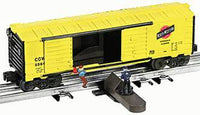 Lionel 6-36732 Chicago & North Western Jumping Hobo Car
