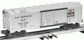 Lionel 6-36735 Western Pacific Operating Ice Car