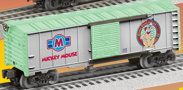 Lionel 6-36783 Disney Operating Boxcar Mickey Mouse