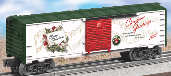 Lionel 6-36881 Christmas Music Boxcar