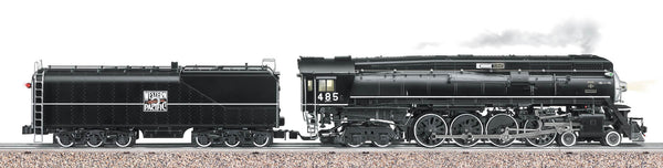 Lionel 6-38080 Western Pacific WP 4-8-4 GS-64 Steam Engine #485 With TMCC