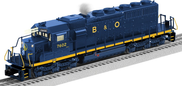 Lionel 6-38924 Baltimore & Ohio B&O Legacy Scale SD40-2 Diesel #7602